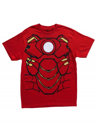 Adult Iron Man Costume T-Shirt