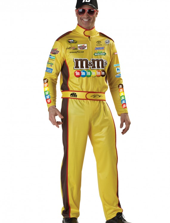 Adult Kyle Busch Costume