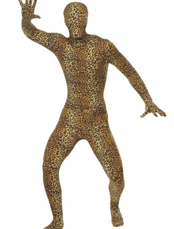 Adult Leopard Second Skin Suit