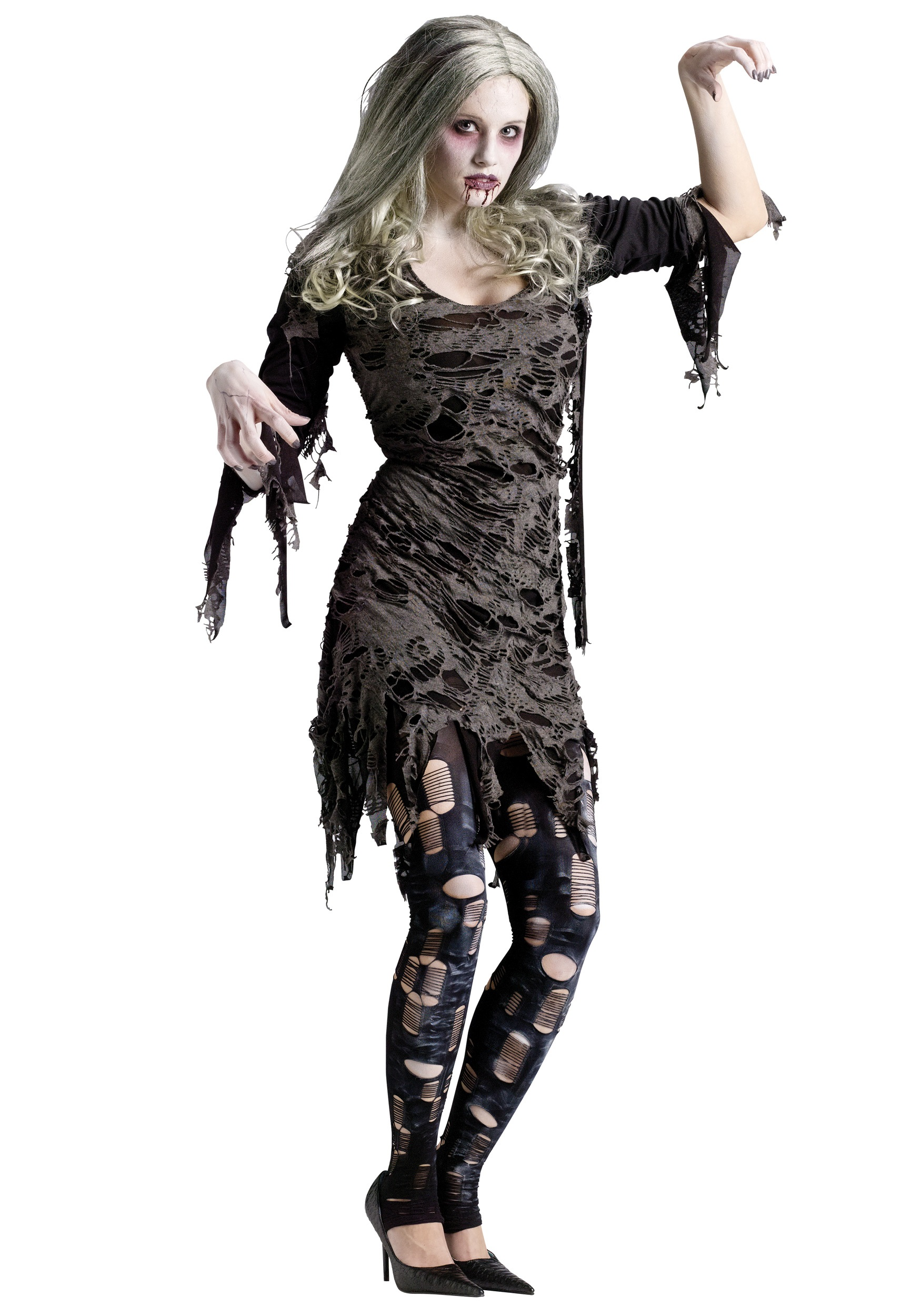 Adult Living Dead Costume
