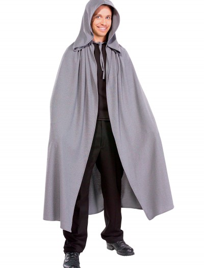 Adult Lord of the Rings Grey Elven Cloak