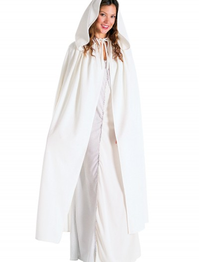 Adult Lord of the Rings White Arwen Cloak