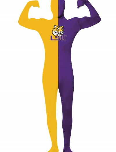 Adult Louisiana State University Skin Suit