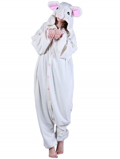 Adult Mouse Pajama Costume