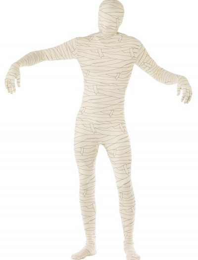 Adult Mummy Second Skin Costume