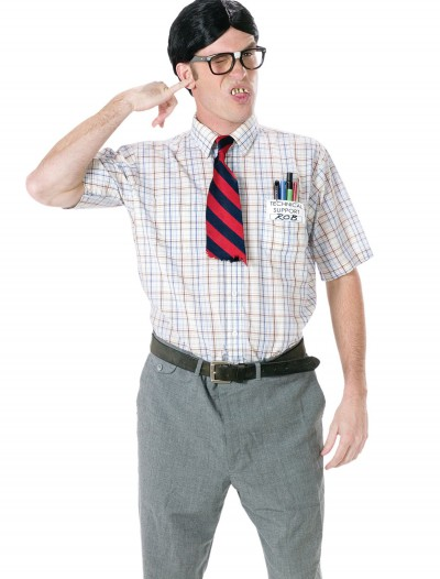 Adult Nerd Costume Kit