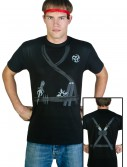 Adult Ninja Costume T-Shirt