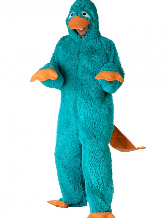 Adult Parker the Platypus Costume