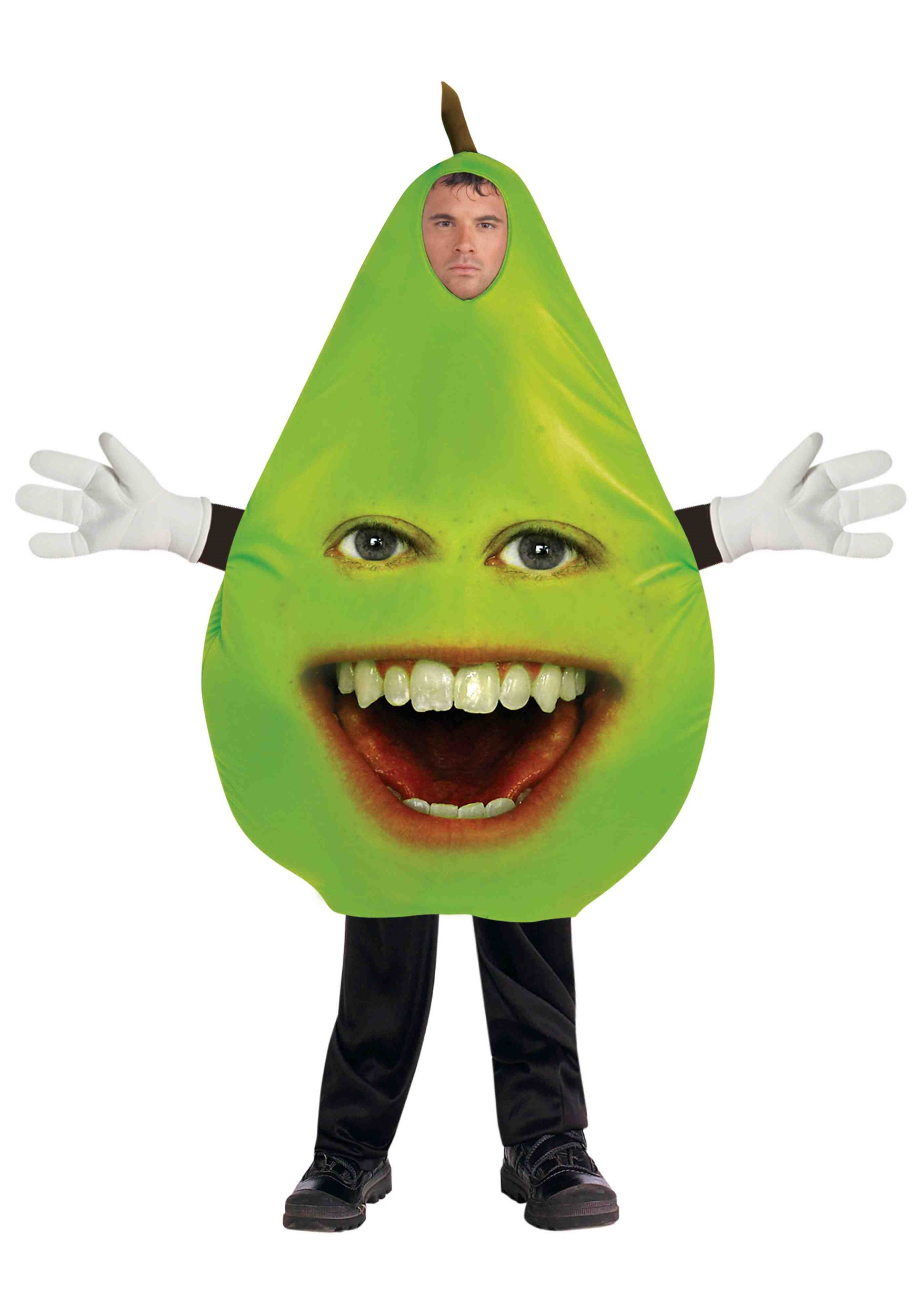 Adult Pear Costume