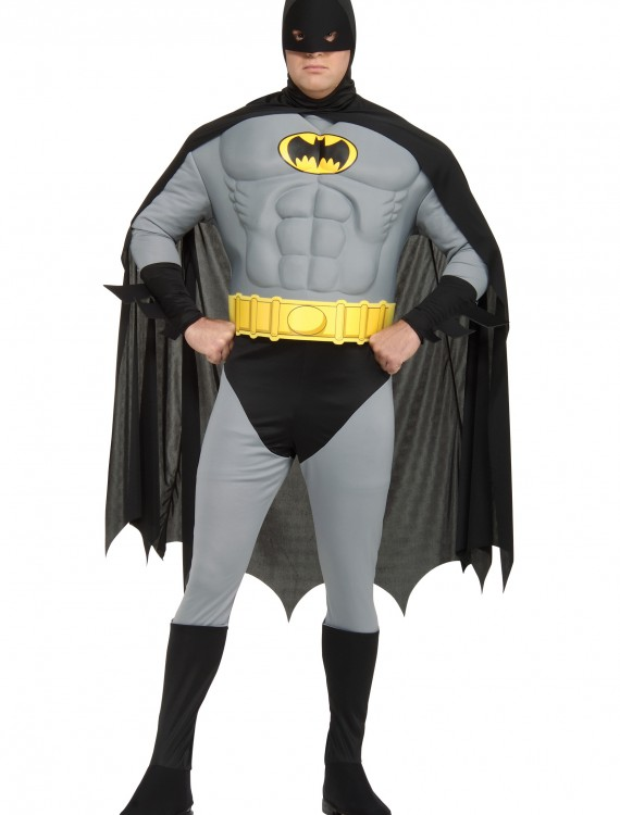 Adult Plus Size Batman Costume