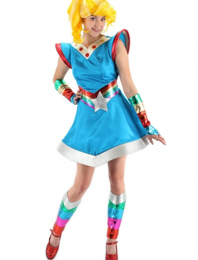 Adult Rainbow Brite Costume