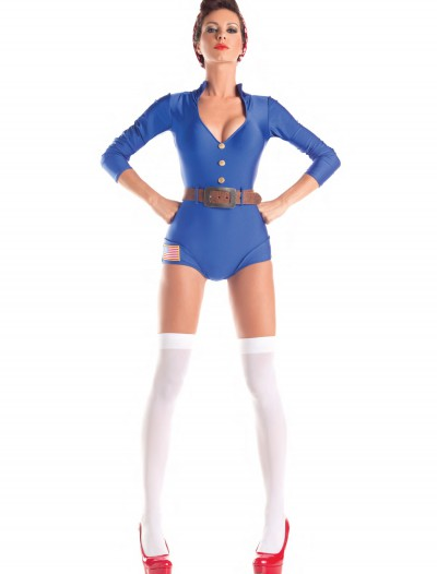 Adult Riveting Darling Costume