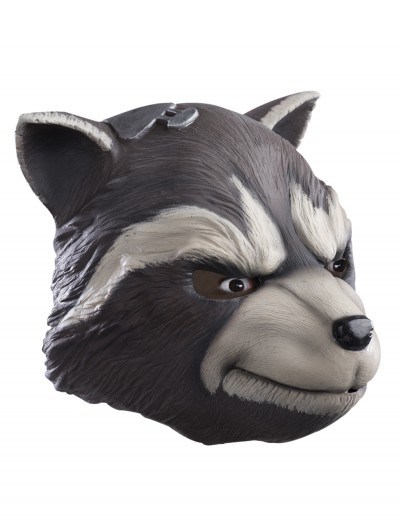 Adult Rocket Raccoon Overhead Mask