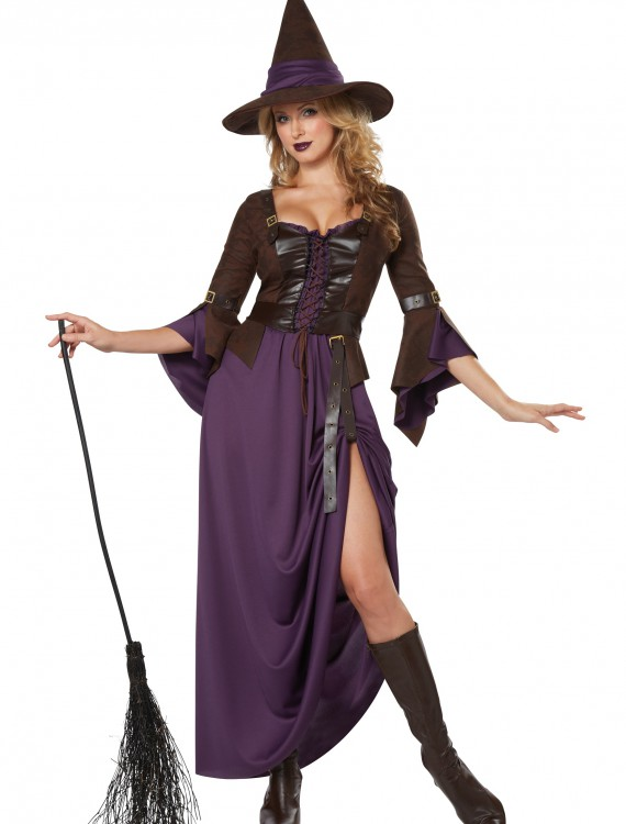 Adult Salem Witch Costume