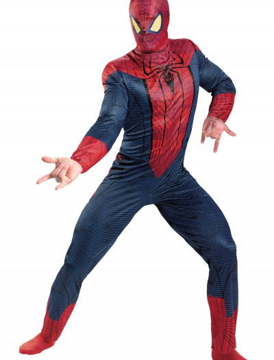 Adult Spider-Man Movie Costume