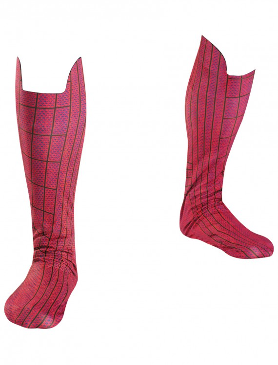 Adult Spiderman Movie Boot Covers