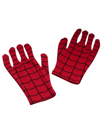 Adult Spiderman Short Gloves