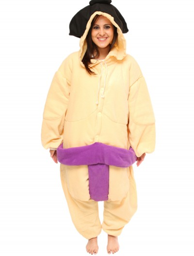 Adult Sumo Pajama Costume
