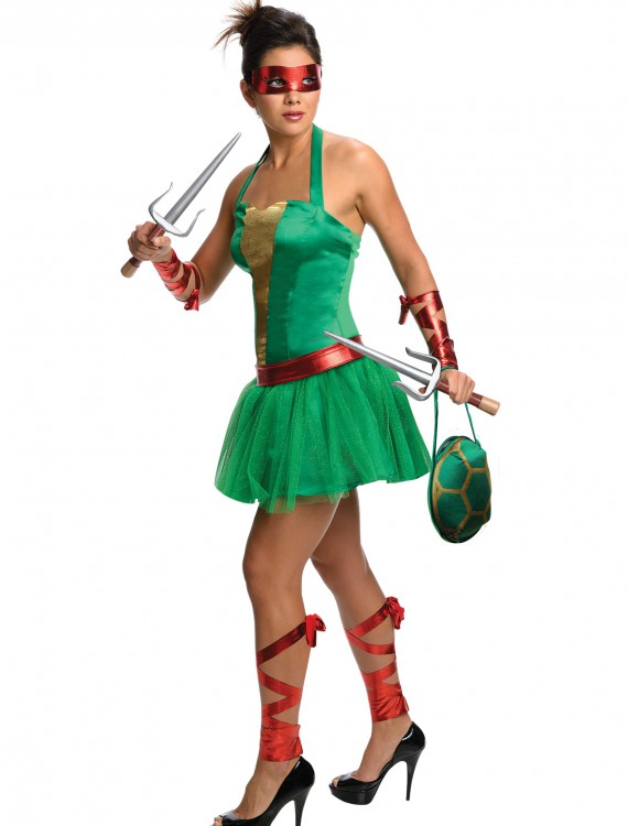 Adult TMNT Raphael Dress