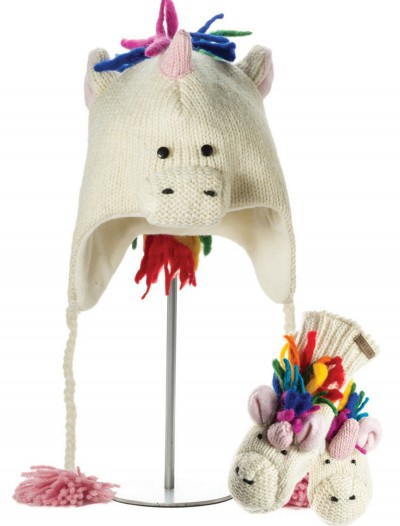 Adult Ummi the Unicorn Hat