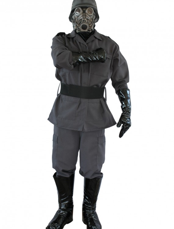 Adult Warfare Costume