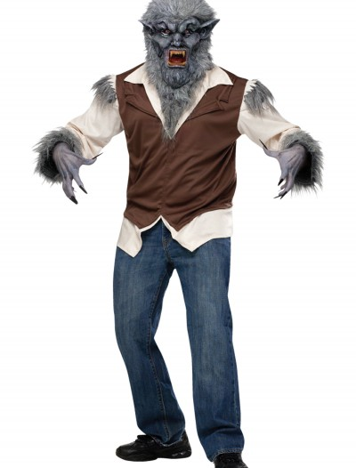 Adult Wolf Man Costume