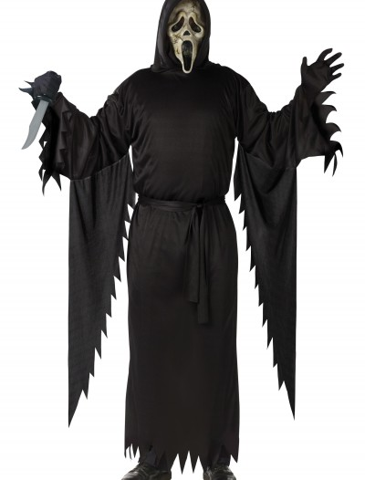 Adult Zombie Ghost Face Costume
