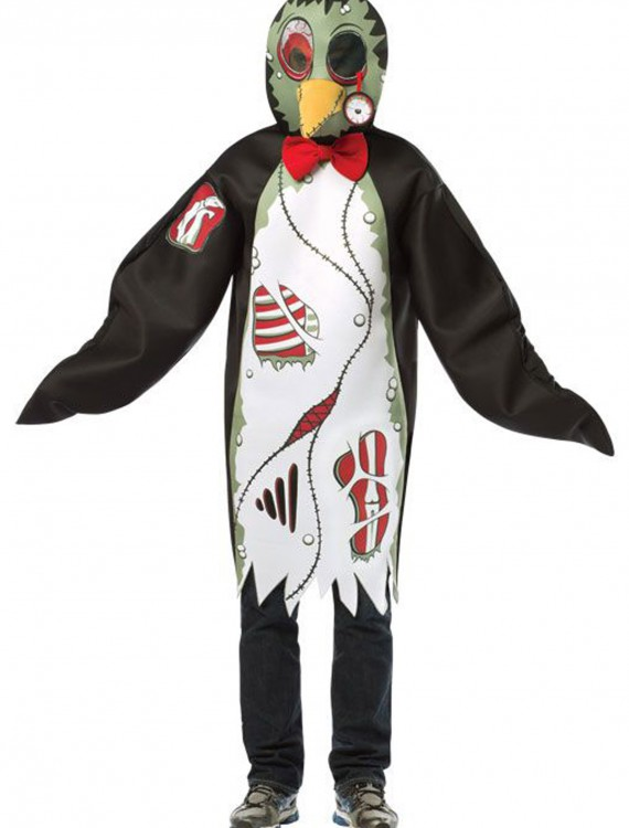 Adult Zombie Penguin Costume