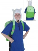 Adventure Time Finn Hooded Backpack