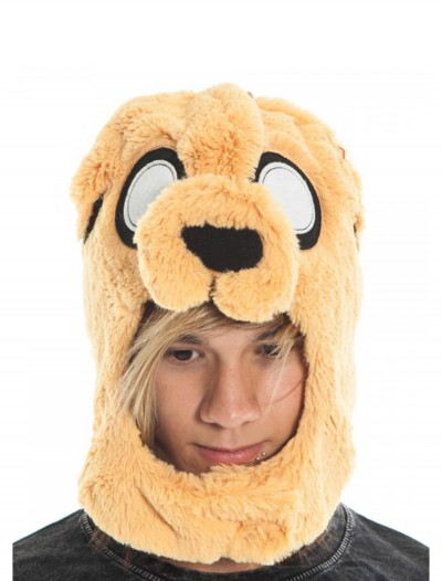 Adventure Time Jake Ember Plush Character Hat
