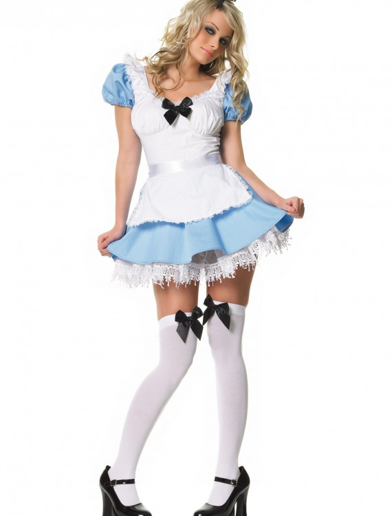 Alice in Wonderland Sexy Costume