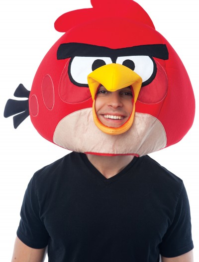 Angry Birds Red Fabric Mask