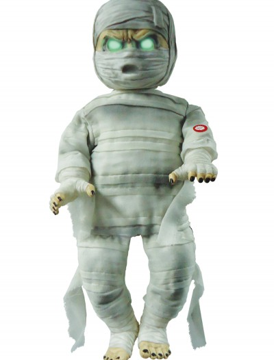 Animated Baby Mummy Prop