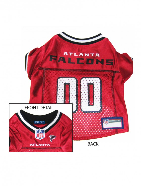 Atlanta Falcons Dog Mesh Jersey