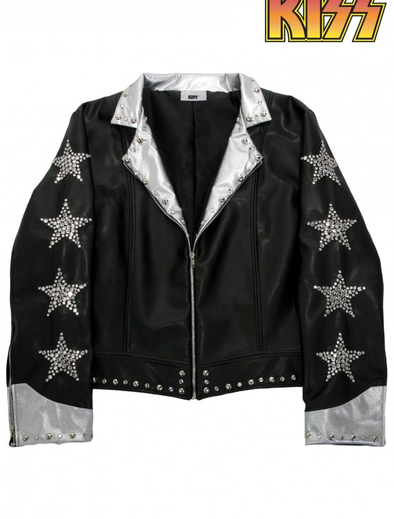 Authentic KISS Starchild Jacket