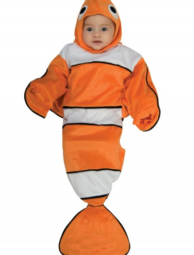 Baby Clown Fish Costume