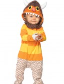 Baby Where the Wild Things Are Carol Costume