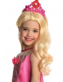 Barbie Wig with Tiara