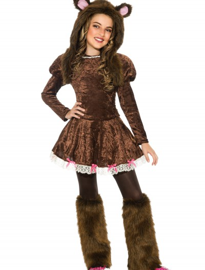 Beary Adorable Girls Costume