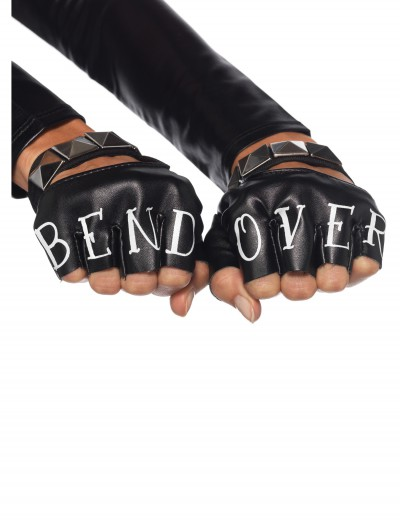 Bend Over Cop Gloves