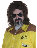 Big Lebowski The Dude Wig and Beard
