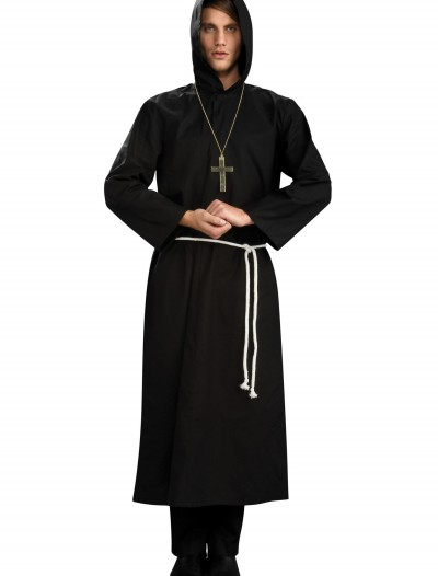 Black Monk Robe