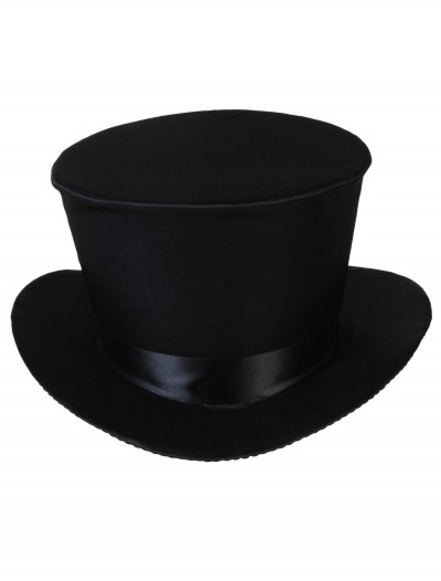Black Oz Top Hat