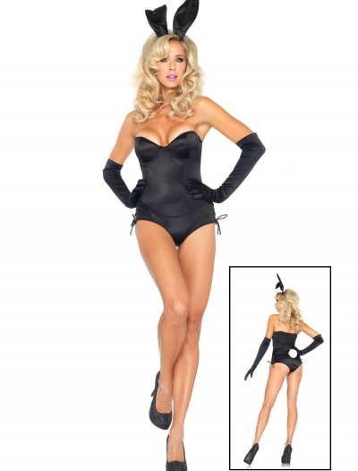Black Sexy Bunny Costume