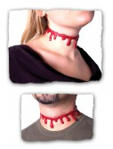 Blood Dripping Necklace