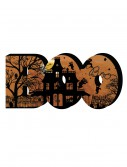 Wood Boo Sign