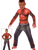 Boy Devil Sublimation Costume