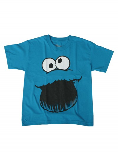 Boys Cookie Monster Costume T-Shirt