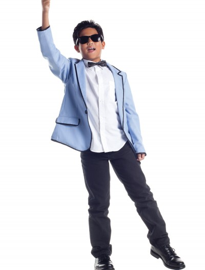 Boys Korean Pop Star Costume