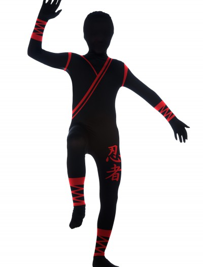 Boys Ninja 2nd Skin Suit